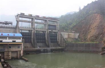融水县田寨水电站工程水土保持设施验收通过的公示