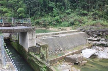 广西柳州市融水县龙头滩水电站水土保持设施验收通过的公示